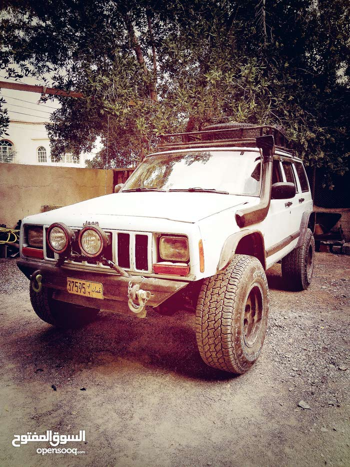 Jeep Cherokee car for sale 1999 in Muscat city