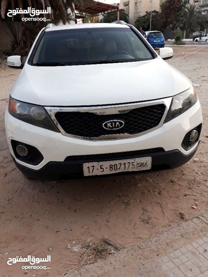 2011 Used Sorento with Automatic transmission is available for sale