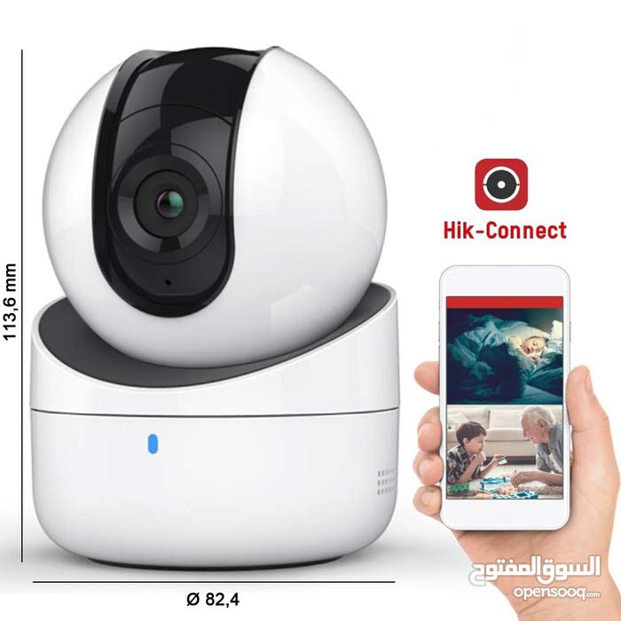 كاميرا مراقبه واي فاي hikvision الاصلية