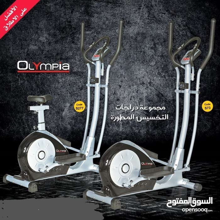 Magnetic Elliptica Bike