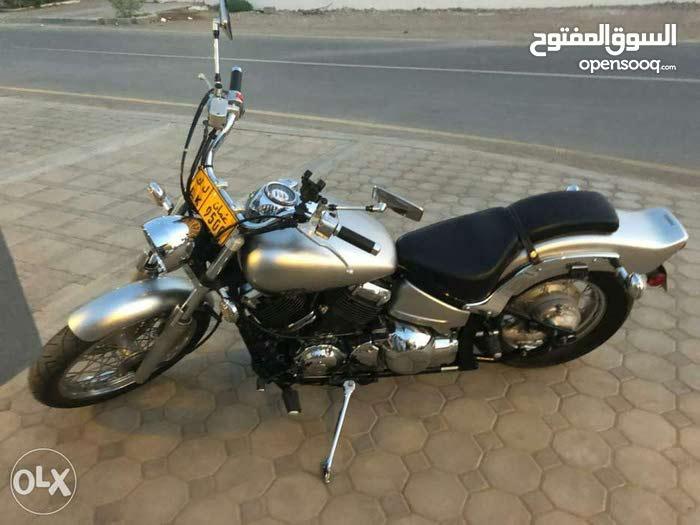 Yamaha v star custom 650 2014