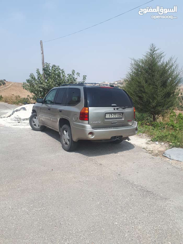 2002 GMC Envoy for sale in Amman