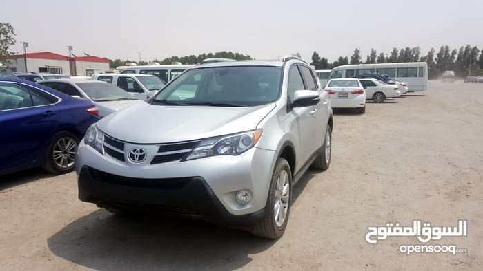 Toyota RAV 4 car is available for sale, the car is in Used condition