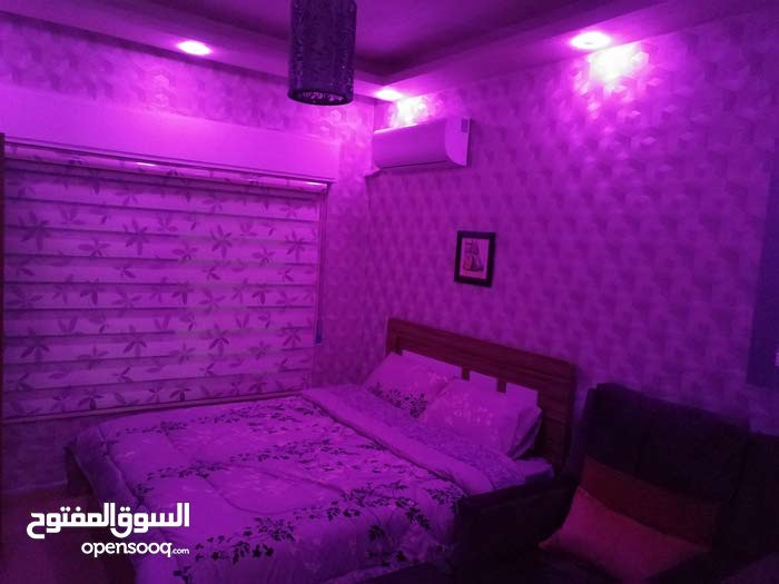 7th Circle neighborhood Amman city - 45 sqm apartment for rent
