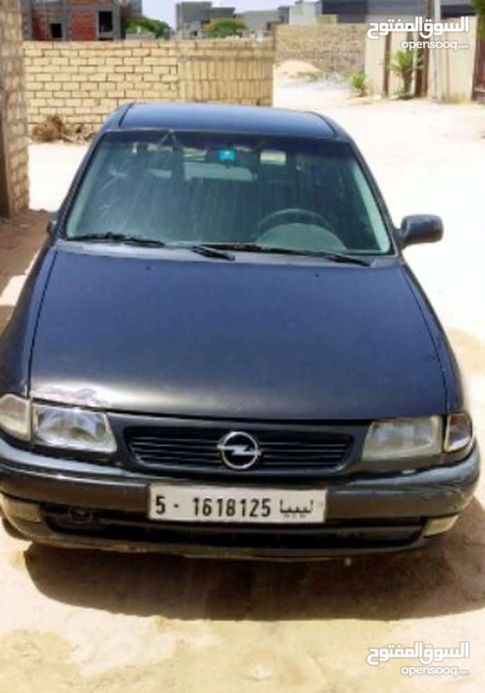Opel Astra Used in Tripoli