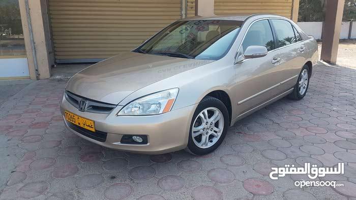 Gasoline Fuel/Power   Honda Accord 2007