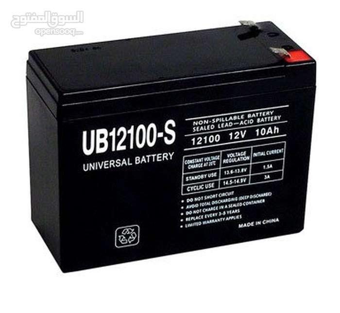 بيع وتركيب وصيانة بطاريات 12 فولت من 10 حتى 200 امبير