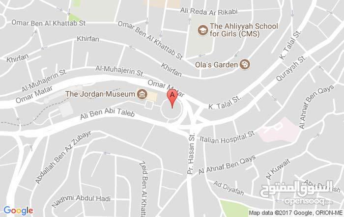 قطعة ارض 508م شفابدران مرج الفرس عشارعين ثاني قطعه عن شارع الرئيسي