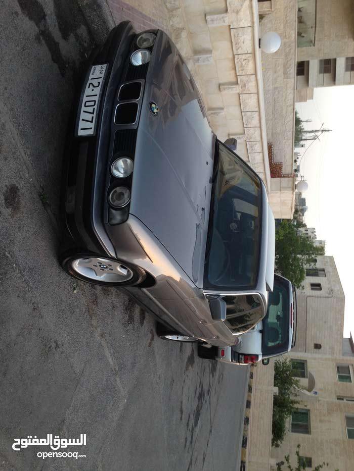 Used BMW 520 in Amman