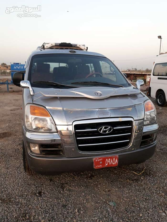 Used Hyundai H-1 Starex for sale in Baghdad
