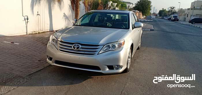 Toyota Avalon 2012 USA specific