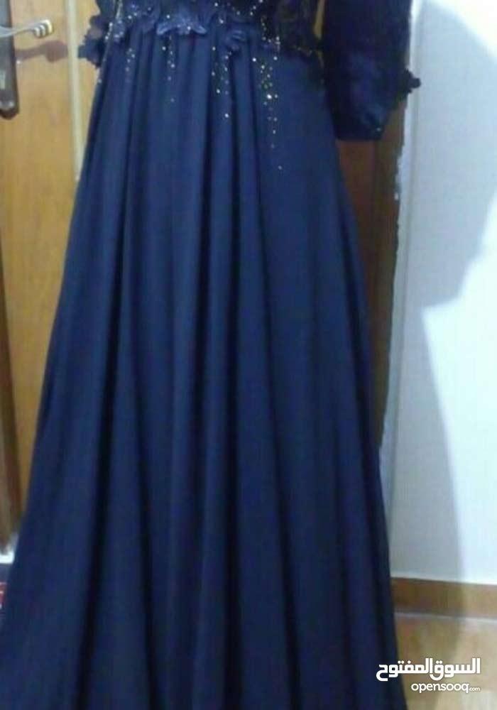 فستان اسود large