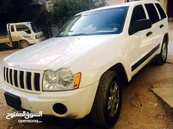 For sale 2005 White Cherokee