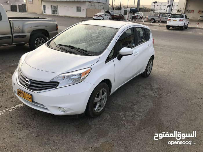 Available for sale!  km mileage Nissan Versa 2015