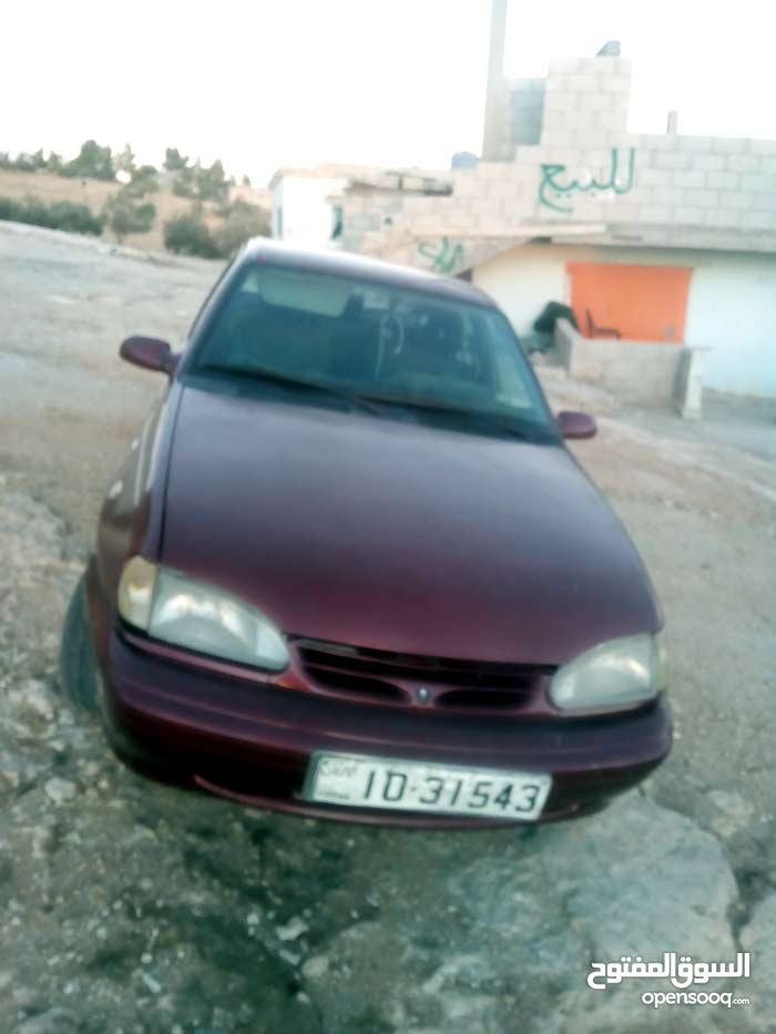 Daewoo Racer car is available for sale, the car is in Used condition