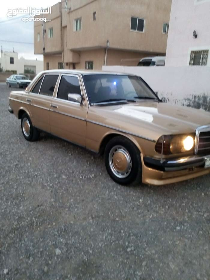 Used 1980 Mercedes Benz E 230 for sale at best price