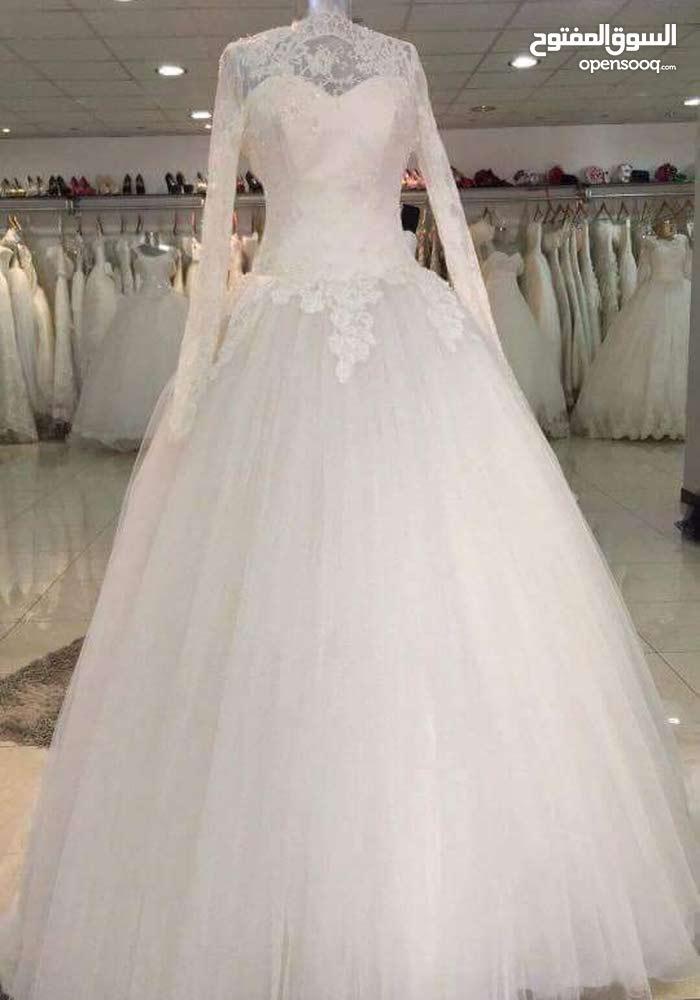 فستان عرس جديد من تركيا