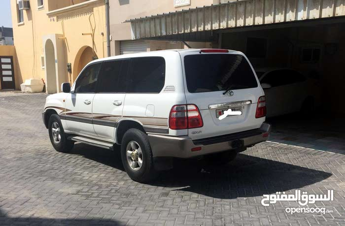 For sale Toyota Land Cruiser car in Central Governorate