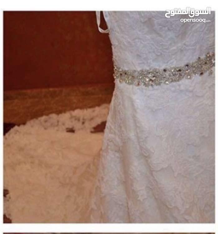فستان زواج من ديميتريوس للبيع