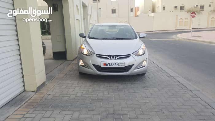 Hyundai Elantra 2017 - Automatic