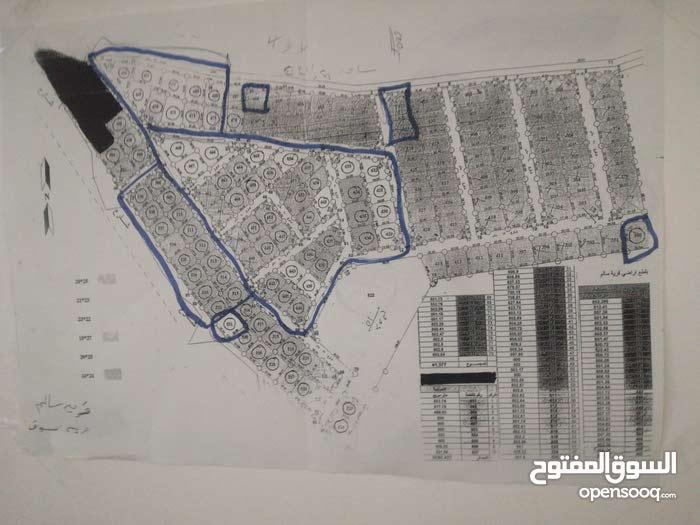 للبيع قطع اراضي في جاوا بدفعة اولى 6000 الاف