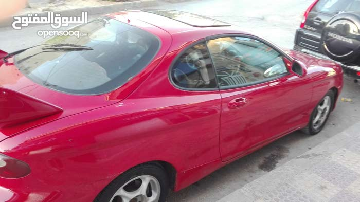 Available for sale! 140,000 - 149,999 km mileage Hyundai Coupe 1997
