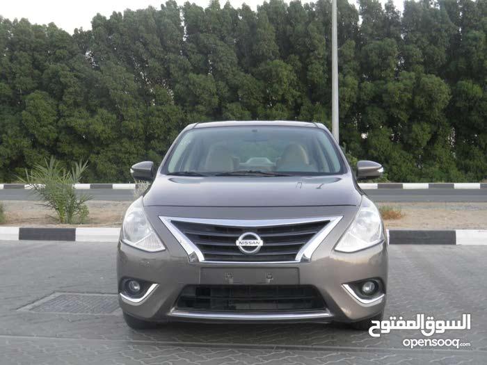 Nissan sunny 2015 no1