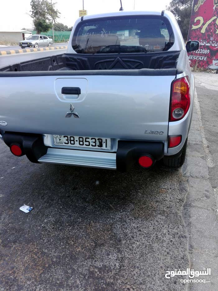 Mitsubishi  2007 for sale in Amman