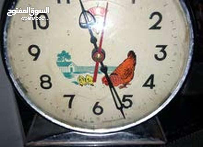 ساعة دجاجة