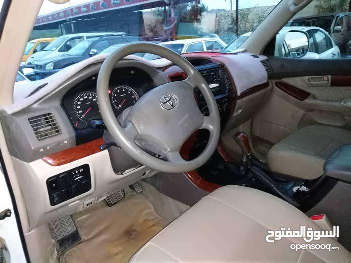 سيارة برادو2010