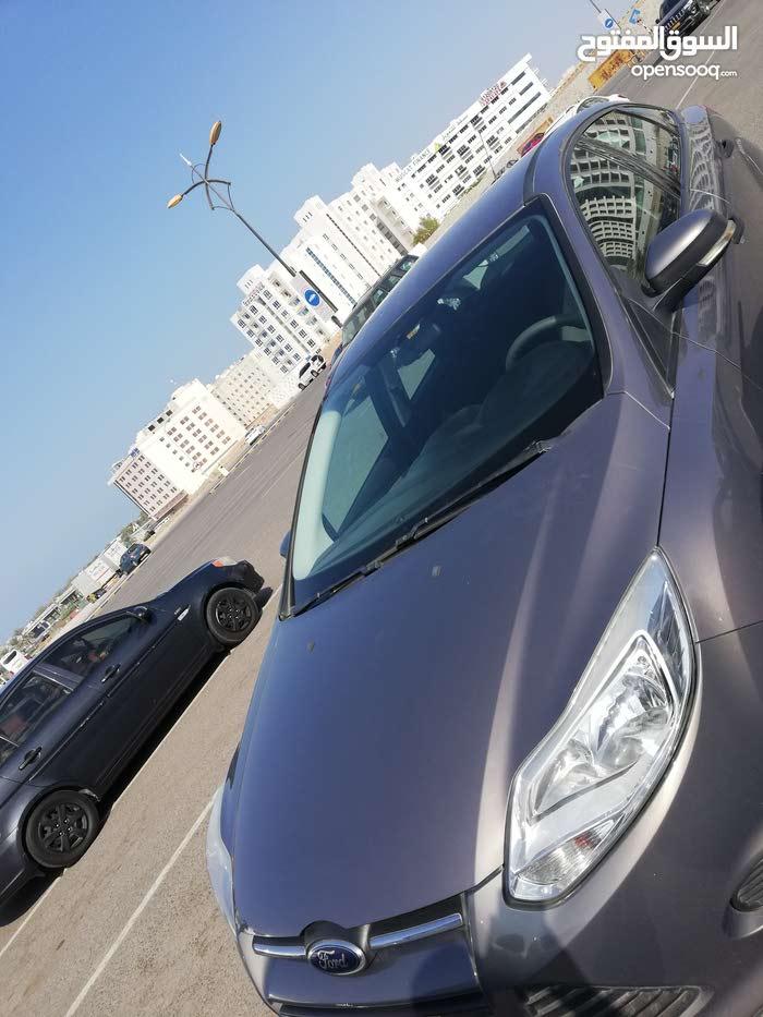 Gasoline Fuel/Power   Ford Focus 2014