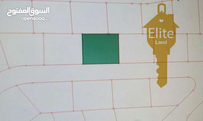 قطعة ارض للبيع في الاردن - عمان - صافوط بمساحة 588م