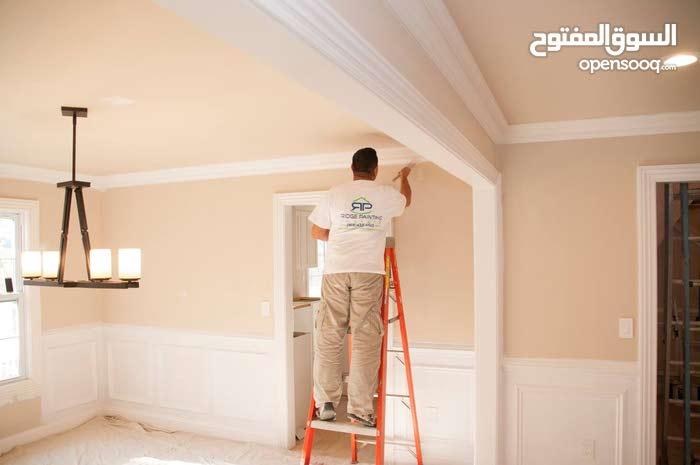 خدمات شاملة كاملة في البناء والمقاولات -عمال بناء وزواقين وملعاقة و نجارة وحدادة ومشرفين