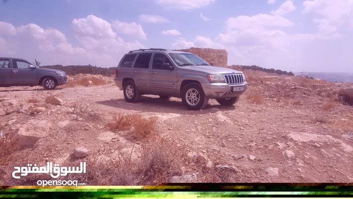 Used condition Jeep Grand Cherokee 2000 with 10,000 - 19,999 km mileage