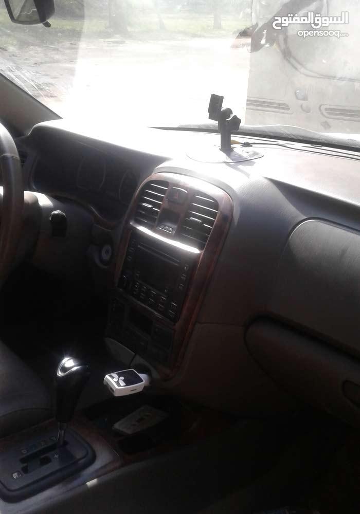 Sonata 2004 - Used Automatic transmission