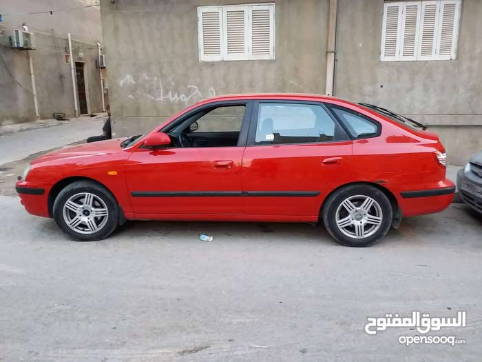 2003 Used Elantra with Manual transmission is available for sale