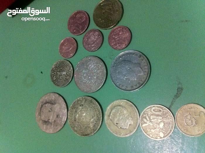قطع نقود قديمة