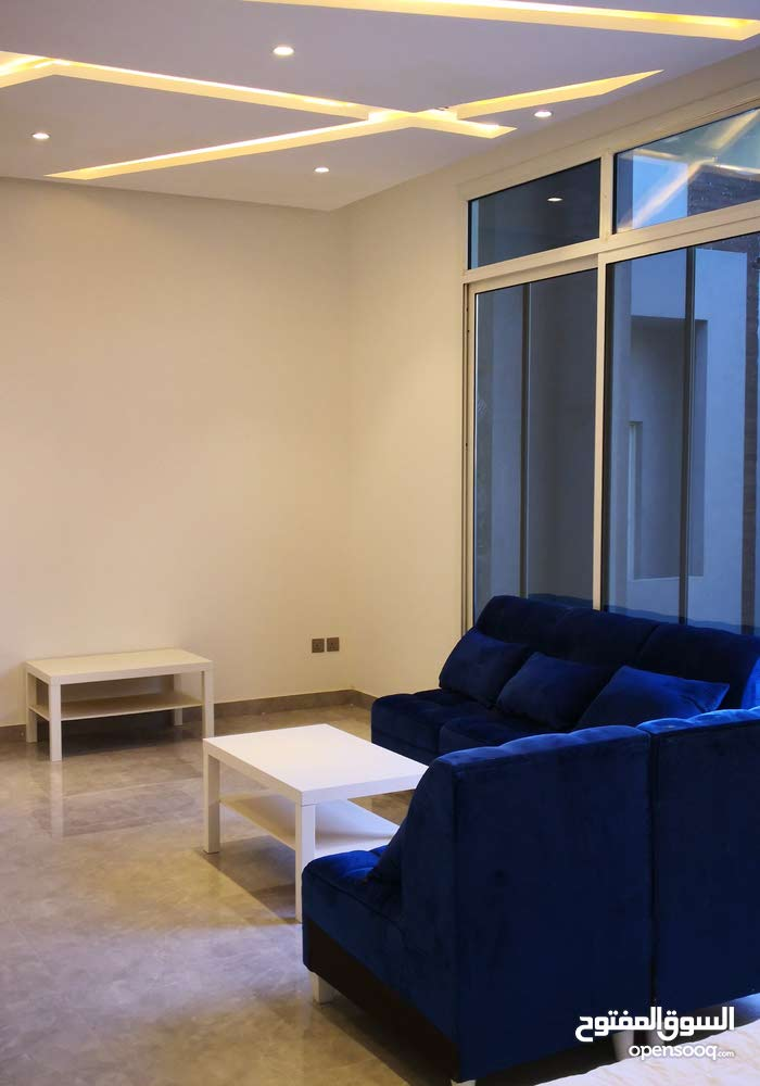 furnished studio in small Compound