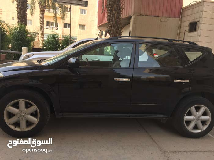 nissan murano 2006 in good condition