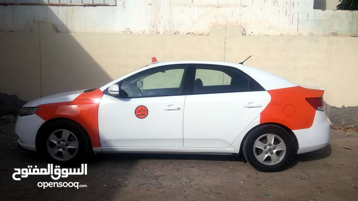 Used condition Kia Cerato 2012 with 50,000 - 59,999 km mileage