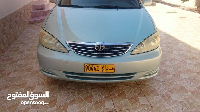+200,000 km Toyota Camry 2004 for sale
