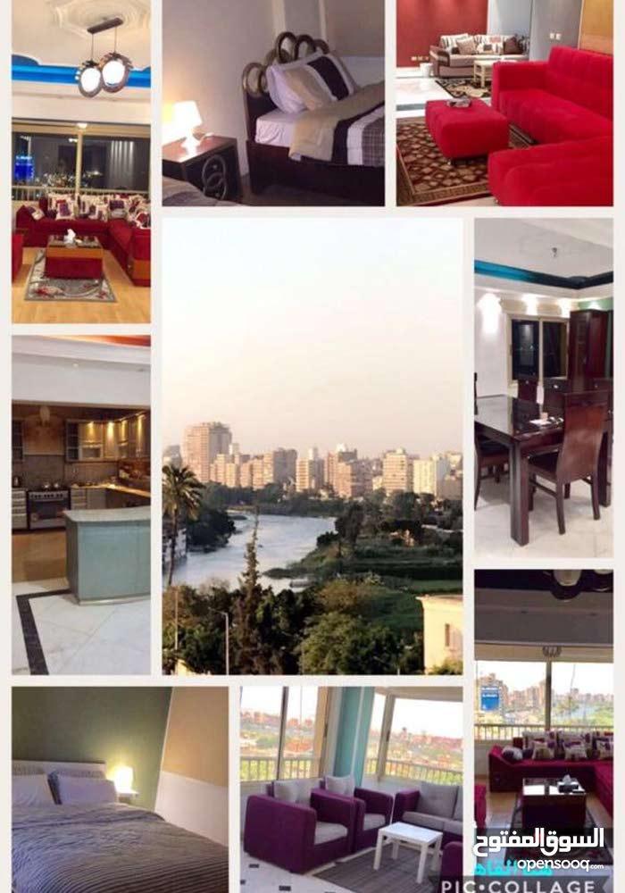 شقة بانوراما النيل العائلية