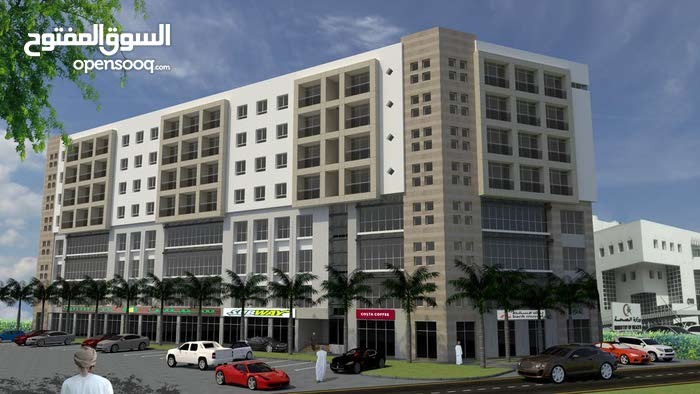محل تجاري متعدد الاستخدامات للبيع بعائد استثماري هام مساحة 93متر
