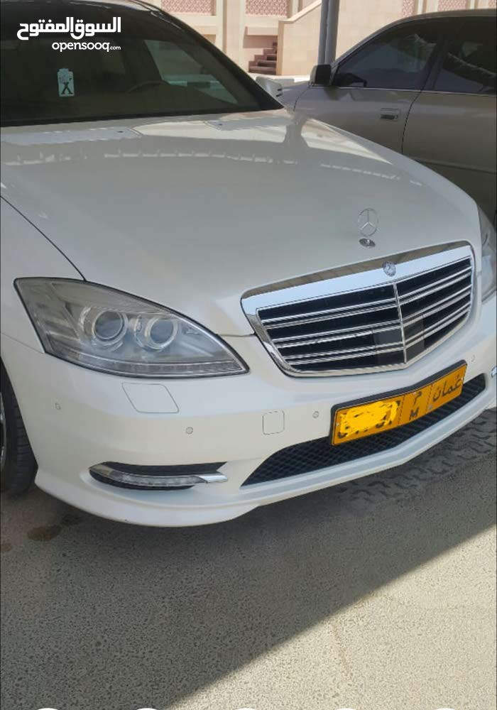 For sale 2011 White S350