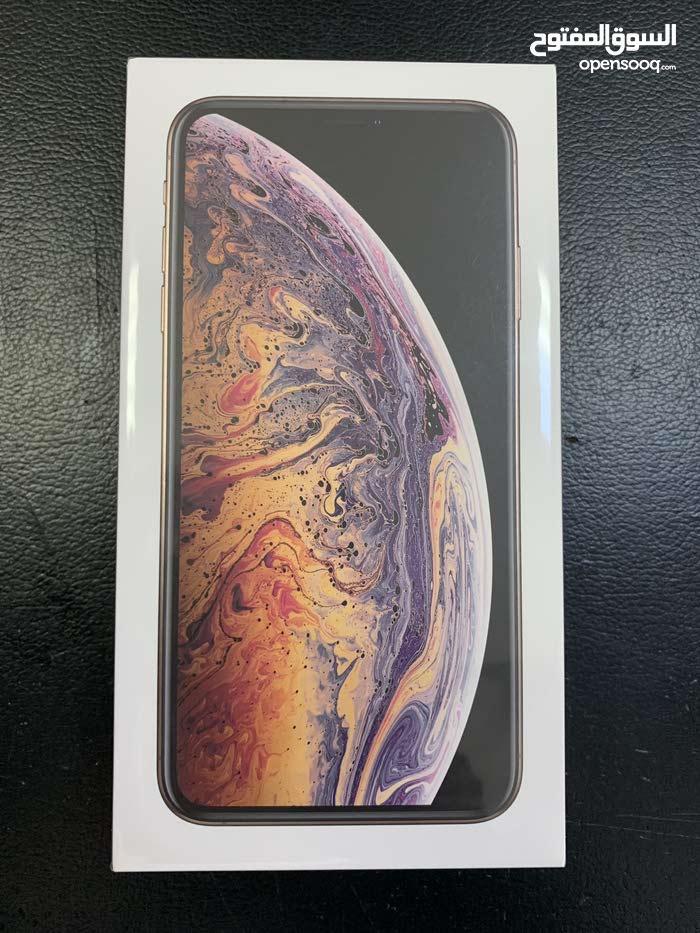Brand new IPhone XS Max 250 GB Gold