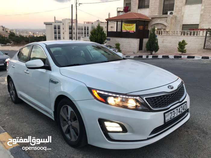 km Kia Optima 2014 for sale