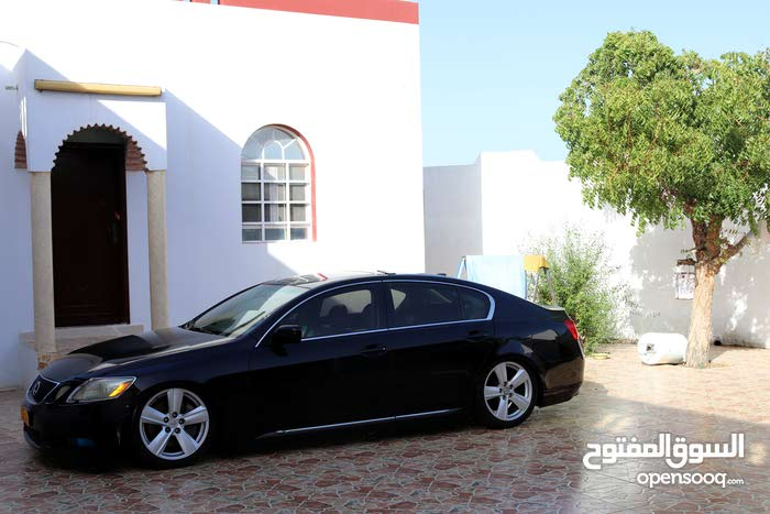 Used condition Lexus GS 2006 with 180,000 - 189,999 km mileage