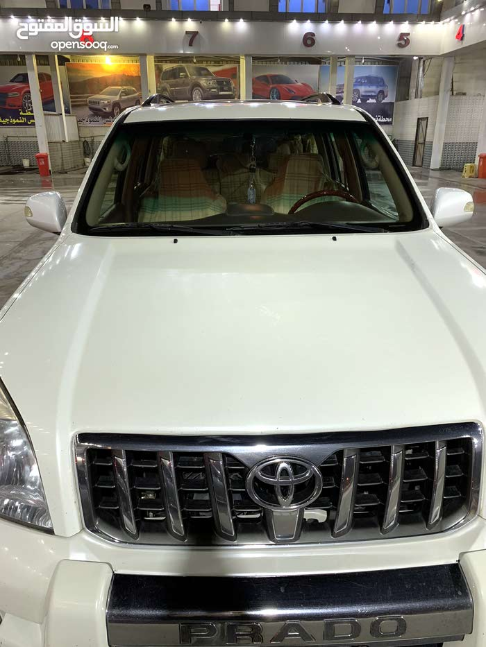 Gasoline Fuel/Power   Toyota Prado 2009