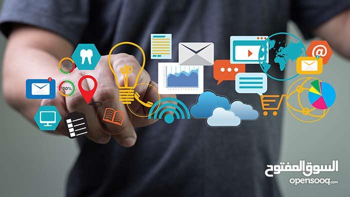 مسوق الكتروني على معرفة بالسوق البحريني