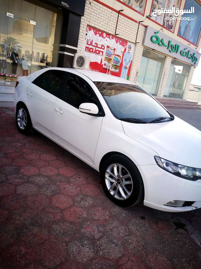 Gasoline Fuel/Power   Kia Cerato 2012